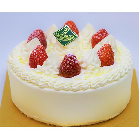 苺ケーキ(ホール)