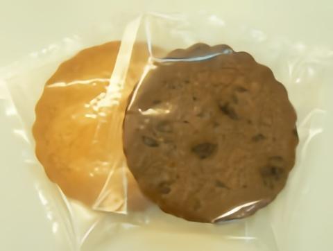メイプルサブレ ・チョコチップサブレ