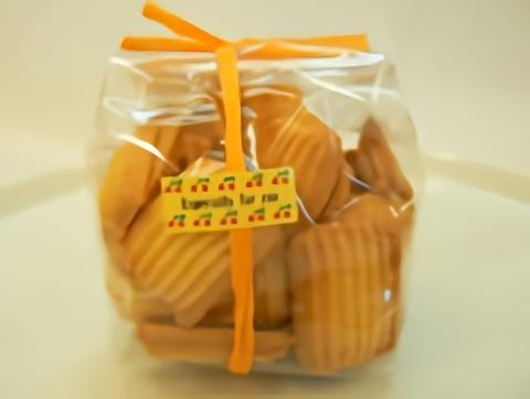 オレンジクッキー